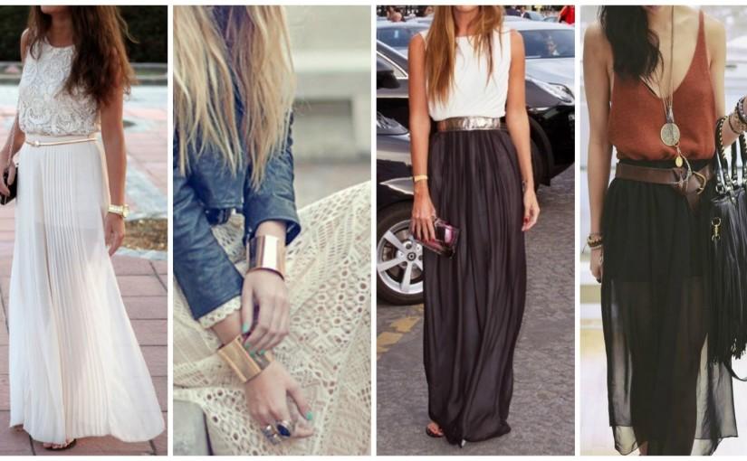 long spodnice najmodniejsze
