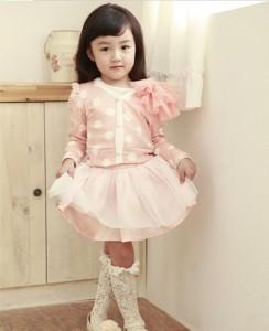 spódniczki codzienne tiulowe dla małych dziewczynek