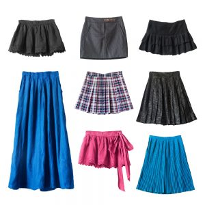 Spódnice najmodniejsze fasony